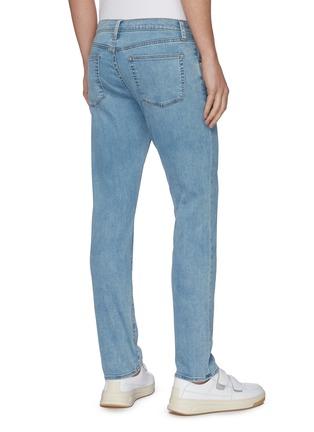 Back View - Click To Enlarge - J BRAND - 'Tyler' light wash slim fit jeans