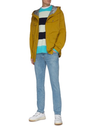 Figure View - Click To Enlarge - J BRAND - 'Tyler' light wash slim fit jeans