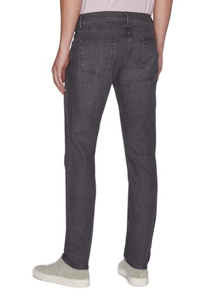 Back View - Click To Enlarge - J BRAND - 'Tyler' Taper Fit Jeans