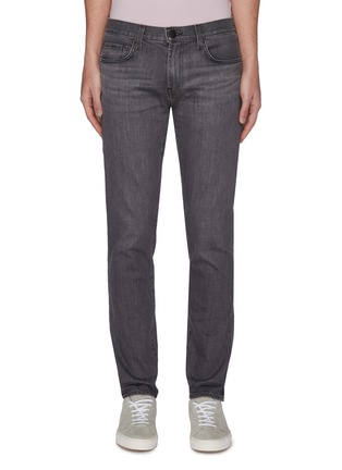 Main View - Click To Enlarge - J BRAND - 'Tyler' Taper Fit Jeans