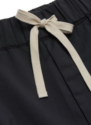 - EQUIL - Drawstring cargo shorts