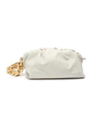 Main View - Click To Enlarge - BOTTEGA VENETA - The Pouch' leather shoulder bag