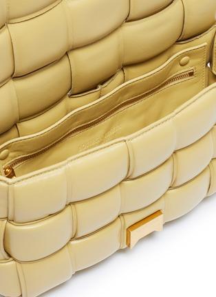 Detail View - Click To Enlarge - BOTTEGA VENETA - Cassette' small padded leather crossbody bag