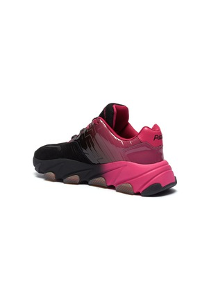 - ASH - 'Extasy' bullet sole dégradé chunky sneakers