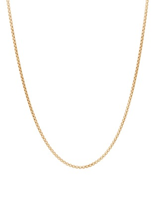 Main View - Click To Enlarge - JOHN HARDY - 'Classic Chain' 18k gold chain necklace