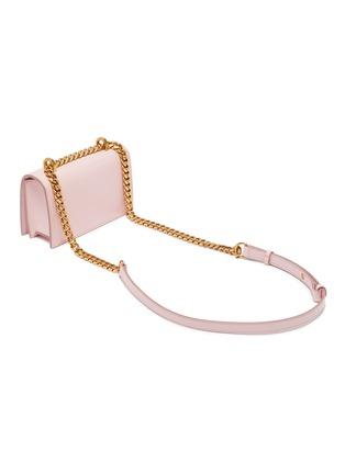 Detail View - Click To Enlarge - ALEXANDER MCQUEEN - Mini jewelled satchel