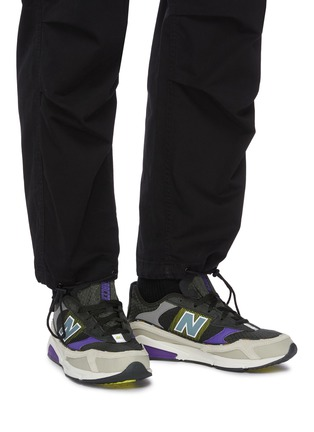 Figure View - Click To Enlarge - NEW BALANCE - 'X-Racer Cordura' colourblock sneakers