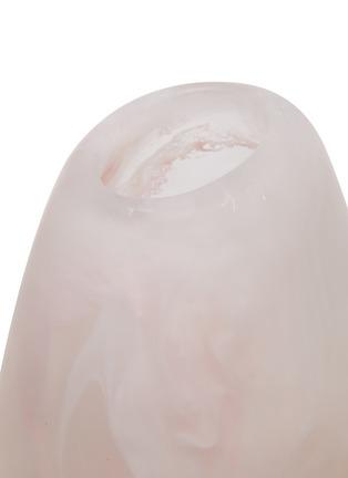 Detail View - Click To Enlarge - DINOSAUR DESIGNS - Pebble Medium Vase – Petal Swirl