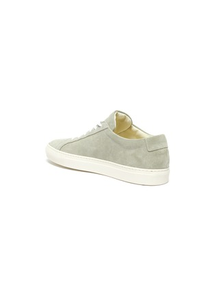- COMMON PROJECTS - 'Original Achilles' suede leather sneakers
