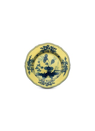 Main View - Click To Enlarge - RICHARD GINORI - Oriente Italiano Porcelain Flat Dessert Plate – 21cm – Citrino
