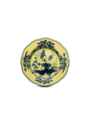 Main View - Click To Enlarge - GINORI 1735 - Oriente Italiano Porcelain Flat Dinner Plate – 26.5cm – Citrino