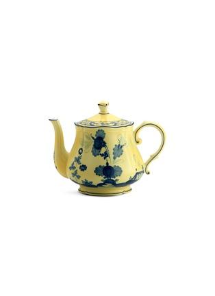 Main View - Click To Enlarge - RICHARD GINORI - Oriente Italiano Porcelain Teapot – 700ml – Citrino