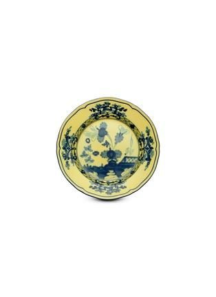 Main View - Click To Enlarge - RICHARD GINORI - Oriente Italiano Porcelain Flat Bread Plate – 17cm – Citrino