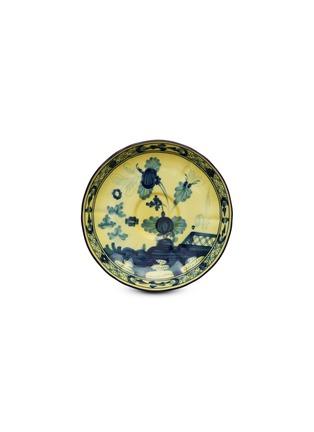 Main View - Click To Enlarge - GINORI 1735 - Oriente Italiano Porcelain Tea Saucer – 15cm – Citrino