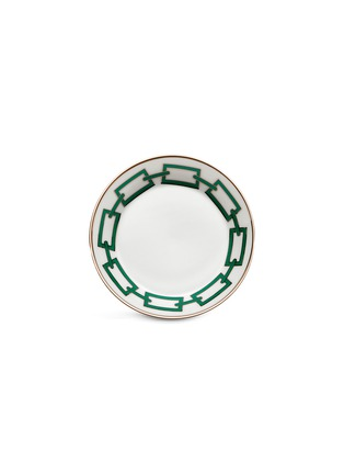 Main View - Click To Enlarge - RICHARD GINORI - Catene Porcelain Tea Saucer – 13.5cm – Smeraldo