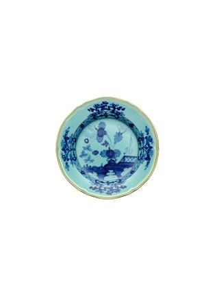 Main View - Click To Enlarge - RICHARD GINORI - Oriente Italiano Gold Flat Bread Plate – 17cm – Iris