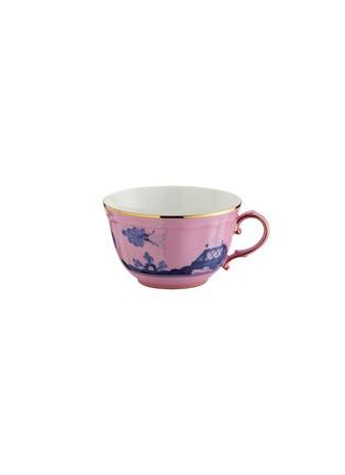 Main View - Click To Enlarge - GINORI 1735 - Oriente Italiano Gold Tea Cup – 220ml – Azalea