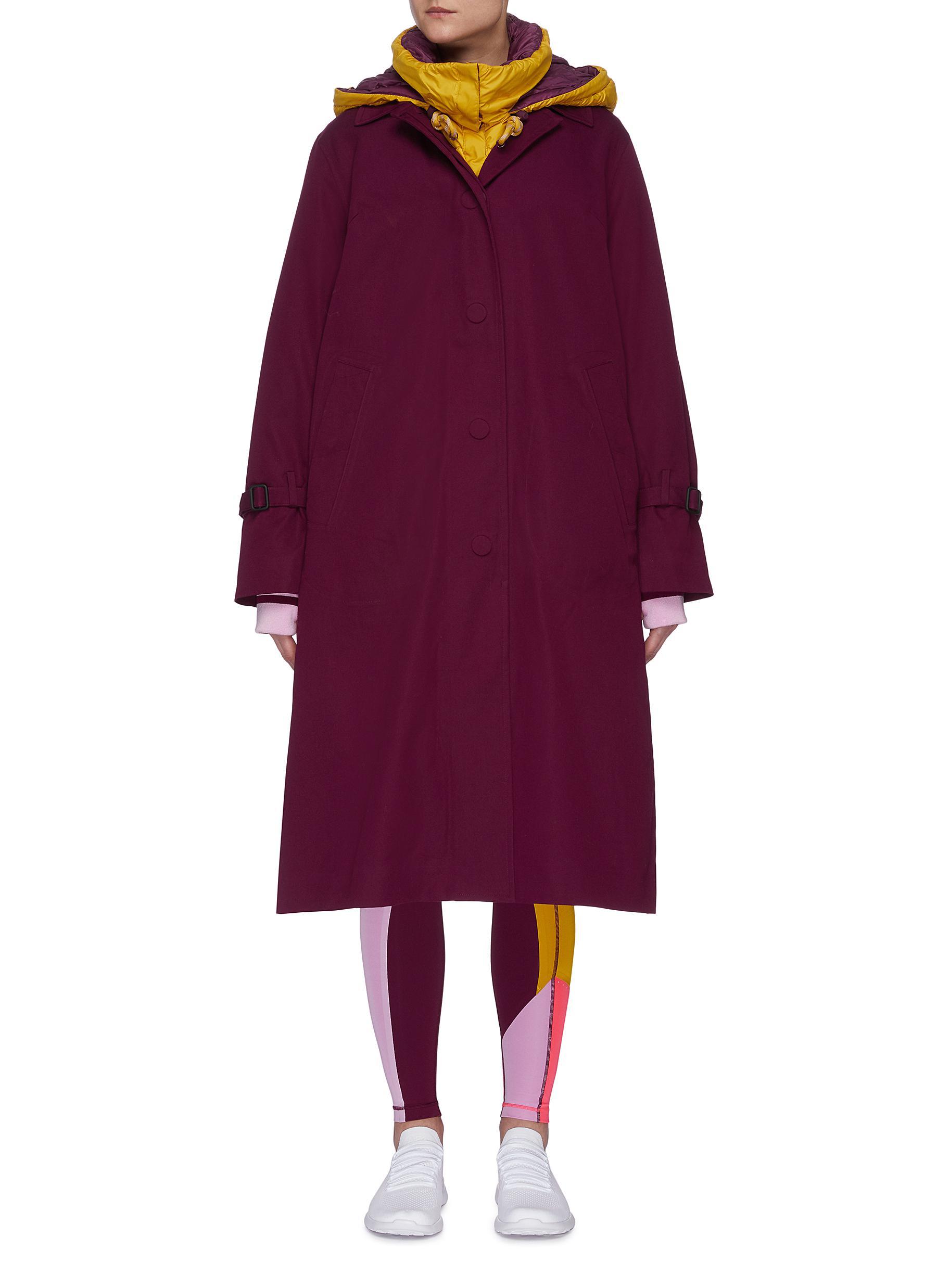 shop Roksanda x Lululemon Inner Expanse Infinity Coat online