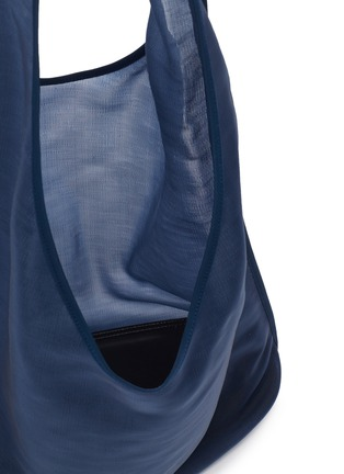 Detail View - Click To Enlarge - THE ROW - Small bindle nylon bag