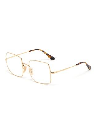 Main View - Click To Enlarge - RAY-BAN - x Team Wang metal frame rectangular optical glasses