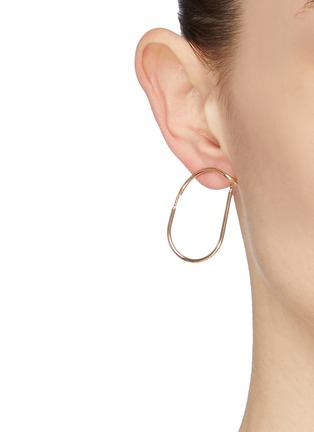 Figure View - Click To Enlarge - ANNIKA INEZ - 'Infinite Fragment' small earrings