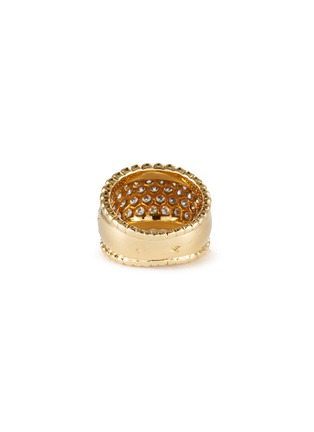 Figure View - Click To Enlarge - PALAIS ROYAL - Van Cleef And Arpels diamond 18k gold ring