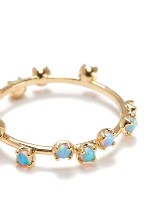 Detail View - Click To Enlarge - GIRLS CREW - 'Opal Constellation' ring