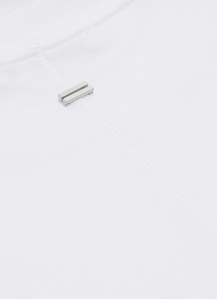 - EQUIL - Classic slim fit cotton T-shirt