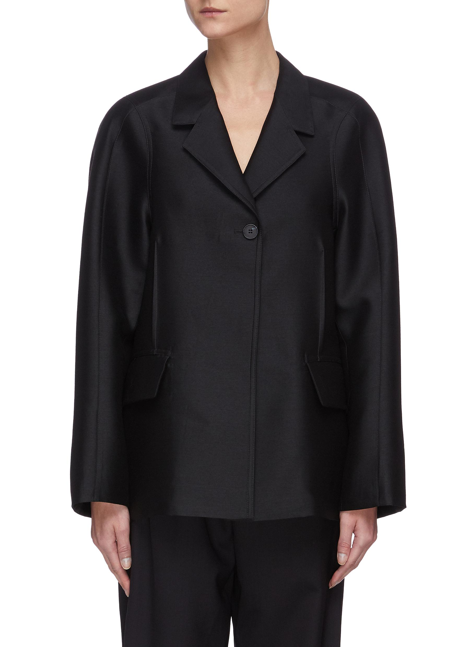 shop Low Classic Oversized tailored blazer online