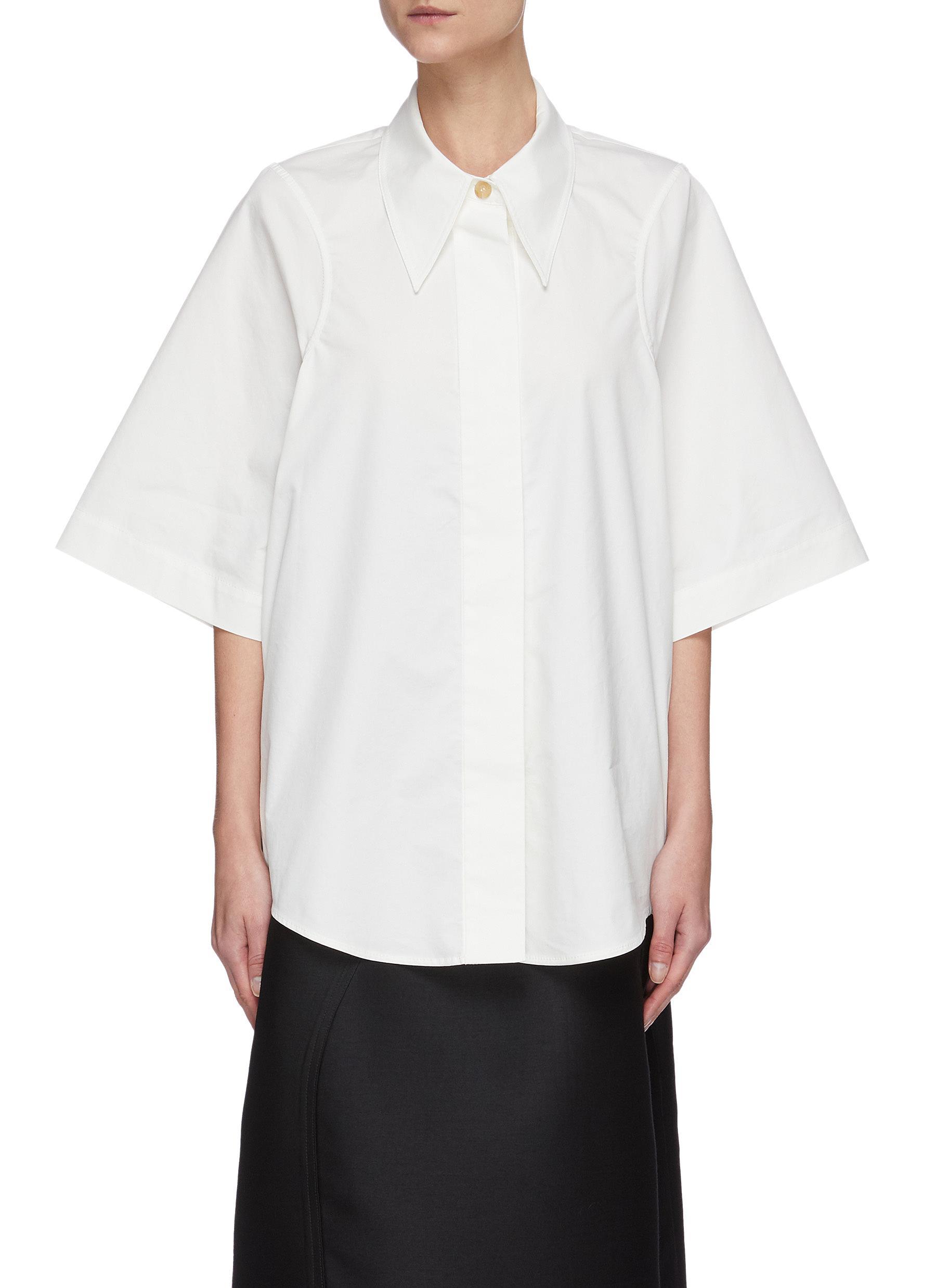 shop Low Classic Armhole stitch oxford shirt online