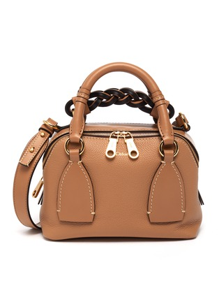 Main View - Click To Enlarge - CHLOÉ - 'Daria' small leather bag