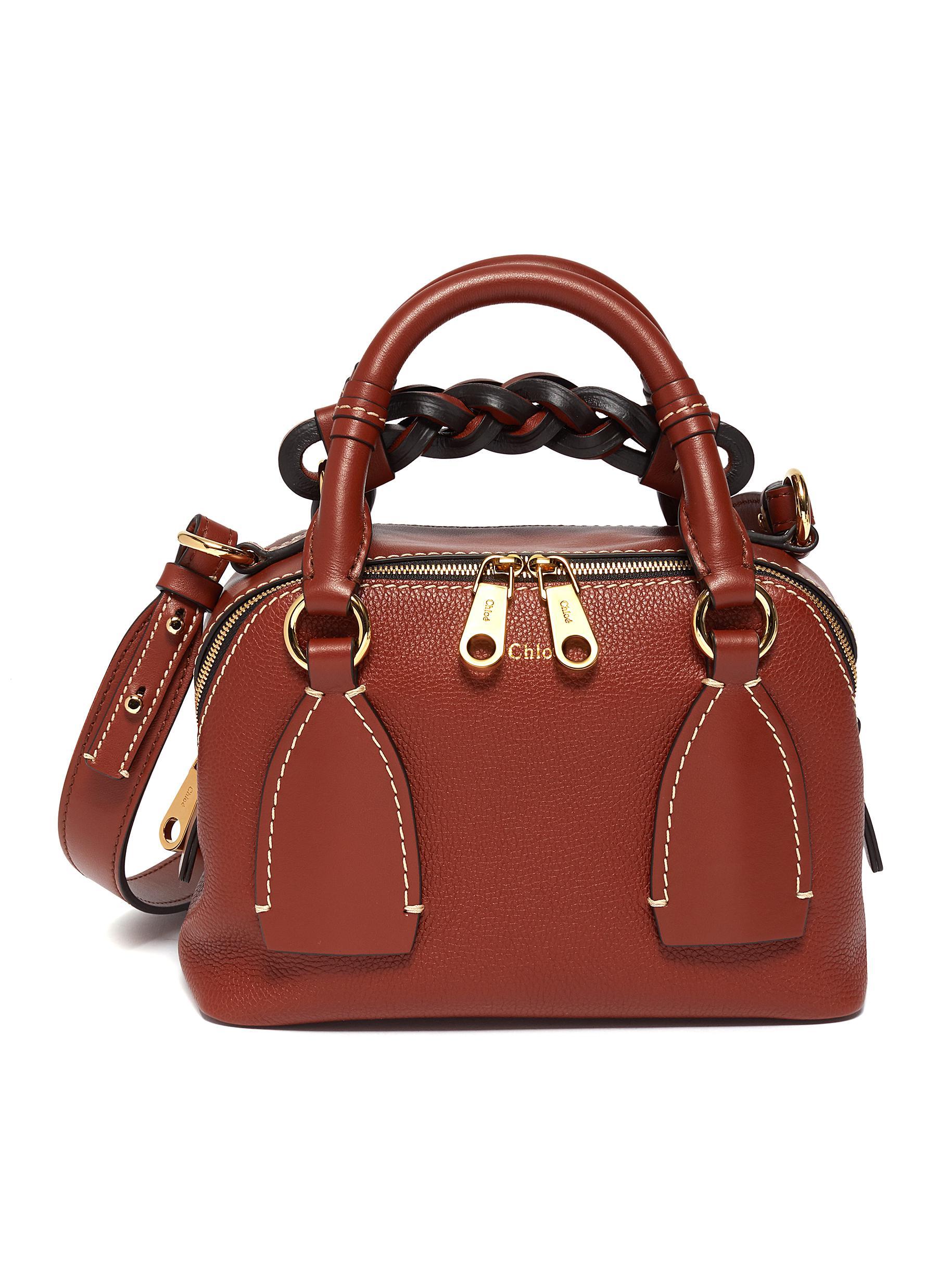 Chloé 'DARIA' SMALL LEATHER BAG