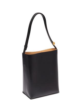 Detail View - Click To Enlarge - JIL SANDER - Constantin' leather medium bag