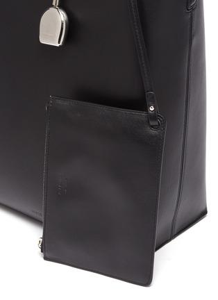 - JIL SANDER - Constantin' leather medium bag