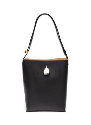Main View - Click To Enlarge - JIL SANDER - Constantin' leather medium bag