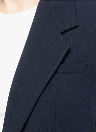 Detail View - Click To Enlarge - HELMUT LANG - Technical stretch suiting vest