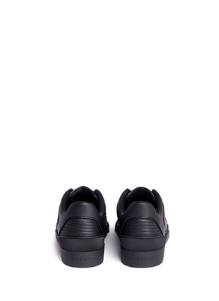 Back View - Click To Enlarge - Givenchy - 'Tyson' stud leather sneakers