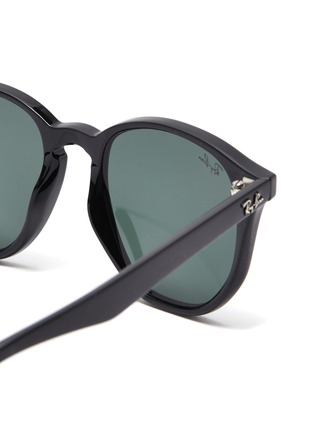 Detail View - Click To Enlarge - RAY-BAN - Angular acetate frame kids sunglasses