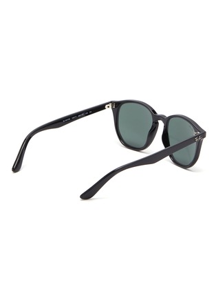 Figure View - Click To Enlarge - RAY-BAN - Angular acetate frame kids sunglasses