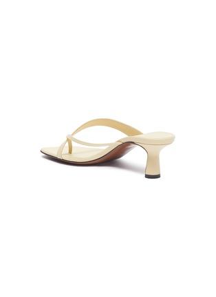 - NEOUS - 'Florae' Thong Sandals
