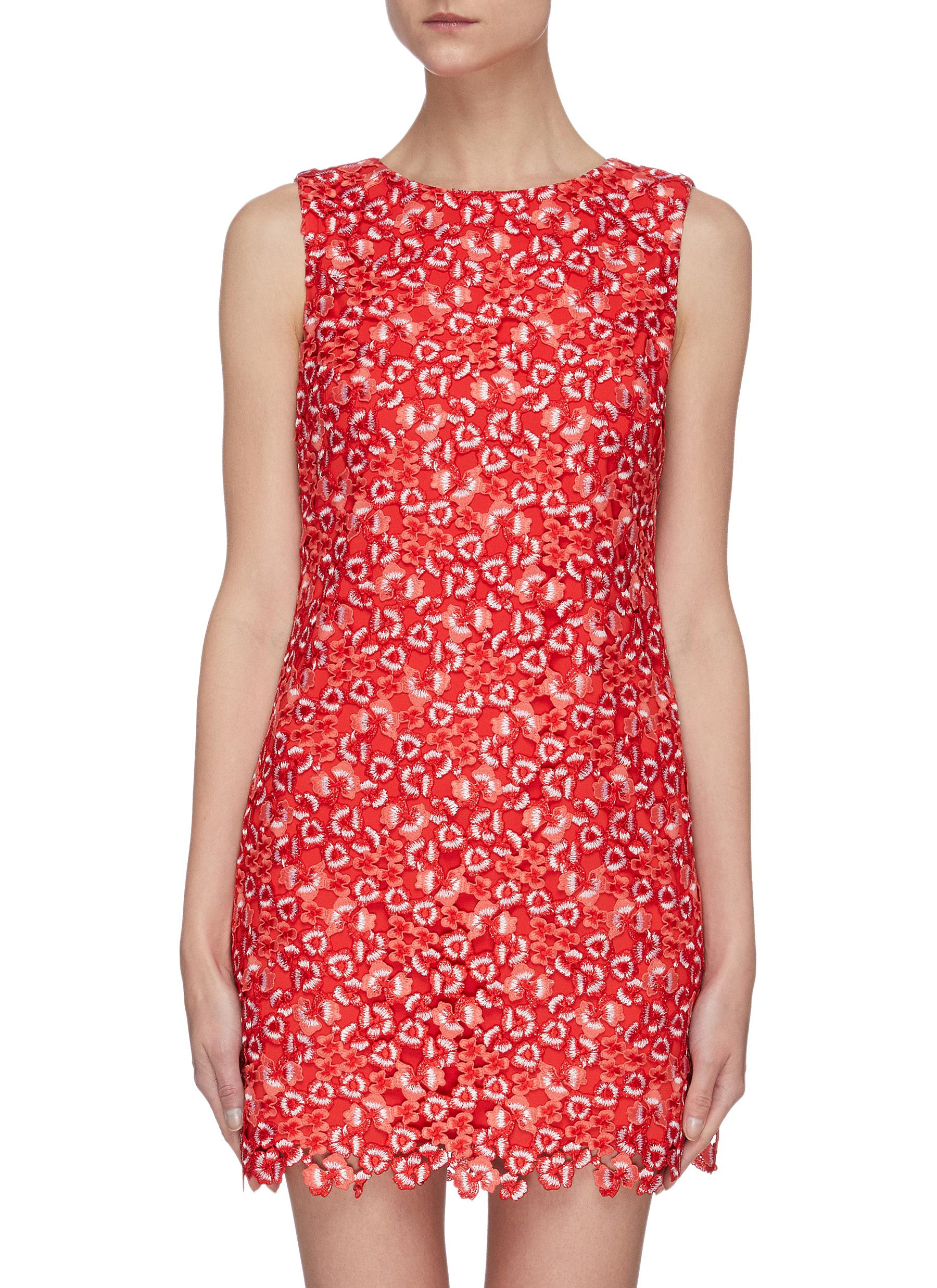 Buy Alice + Olivia Dresses 'Clyde' aline shift dress