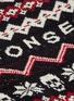 - MONSE - Inside out fairisle turtleneck sweater