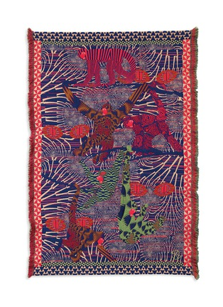 Main View - Click To Enlarge - Kustaa Saksi - Blood Brothers limited edition tapestry