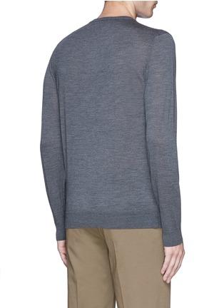 Back View - Click To Enlarge - Altea - Virgin wool sweater