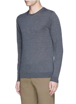 Front View - Click To Enlarge - Altea - Virgin wool sweater