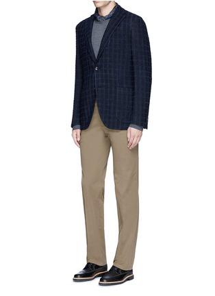 Figure View - Click To Enlarge - Altea - Virgin wool sweater