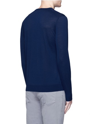 Back View - Click To Enlarge - Altea - Virgin wool sweater