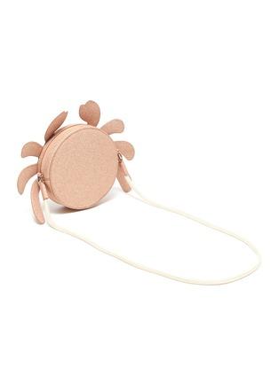 Figure View - Click To Enlarge - STELLA MCCARTNEY KIDS - Glitter crab kids shoulder bag