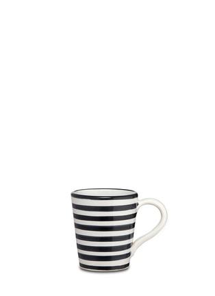 Main View - Click To Enlarge - CHABI CHIC - Stripe mug