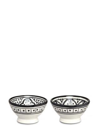 Main View - Click To Enlarge - CHABI CHIC - Zwak mini bowl set